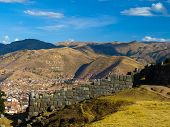 Cusco and Sacsayhuaman