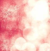 picture of girly  - Elegant Pink Christmas Light Bokeh Background - JPG