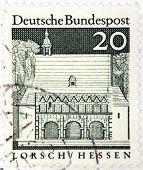 Lorsch Stamp