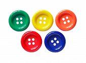 Color Buttons Set