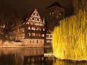 Nuremberg night
