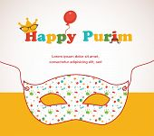 picture of purim  - Happy Purim - JPG