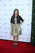 LOS ANGELES - AUG 23:  Mayim Bialik at the Television Academy's Perfomers Nominee Reception at Pacif