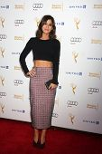 LOS ANGELES - AUG 23:  Lizzy Caplan at the Television Academy's Perfomers Nominee Reception at Pacif