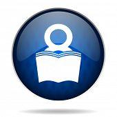 book internet icon