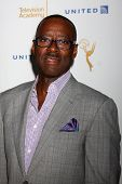 LOS ANGELES - AUG 23:  Courtney B. Vance at the Television Academy's Perfomers Nominee Reception at