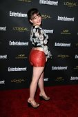 LOS ANGELES - AUG 23:  Joey King at the 2014 Entertainment Weekly Pre-Emmy Party at Fig & Olive on August 23, 2014 in West Hollywood, CA