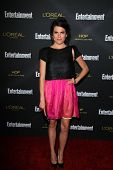 LOS ANGELES - AUG 23:  Karla Souza at the 2014 Entertainment Weekly Pre-Emmy Party at Fig & Olive on