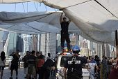 Brooklyn Bridge emergency drill
