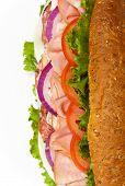 Deli Submarine Sandwich