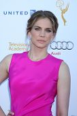 LOS ANGELES - AUG 23:  Anna Chlumsky at the Television Academy's Perfomers Nominee Reception at Paci