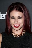 LOS ANGELES - AUG 23:  Jillian Rose Reed at the 2014 Entertainment Weekly Pre-Emmy Party at Fig & Ol