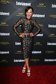 LOS ANGELES - AUG 23:  Karina Smirnoff at the 2014 Entertainment Weekly Pre-Emmy Party at Fig & Oliv