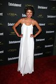 LOS ANGELES - AUG 23:  Jessica Szohr at the 2014 Entertainment Weekly Pre-Emmy Party at Fig & Olive