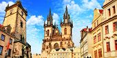beautiful Prague, Czech Republic