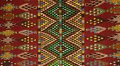 Tunisian Berbers' Carpet - Margoum