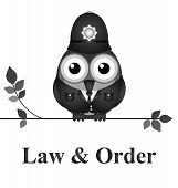 picture of law order  - Law and order UK version isolated on white background - JPG