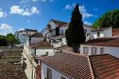 Medieval Town Obidos, Portugal