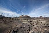 Lanzarote - Montana del Cuervo