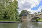 River Tour At Cambridge University