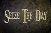 Seize The Day Concept