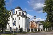 St. Nicholas Cathedral, Veliky Novgorod