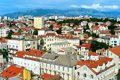 Split Cityscape