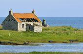 Abandoned Croft Cottage