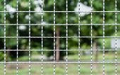 Wire Fence.