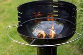Empty Barbecue