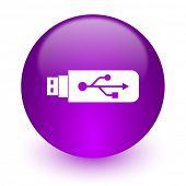usb internet icon