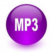 mp3 internet icon
