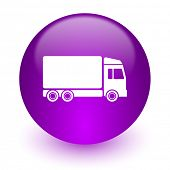 delivery internet icon