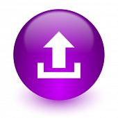 upload internet icon