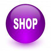 shop internet icon