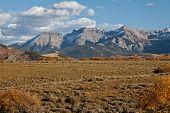 Southwestern Colorado in Fall
