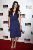 LOS ANGELES - AUG 23:  Chloe Valentine at the Hollywood Red Carpet School at Secret Rose Theater on