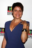 LOS ANGELES - AUG 23:  Tami Goveia at the Hollywood Red Carpet School at Secret Rose Theater on Augu