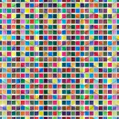 Multicolor abstract bright background with squares. Elements for design. Eps10.