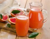 Постер, плакат: Grapefruit Juice
