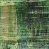 art abstract colorful silk textured blurred background in green, gold and blue colors