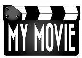 My Movie Clapperboard