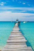 Boardwalk Admire Calm Meditation