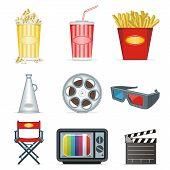movie entertainment icons