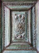 Copper Bas-relief