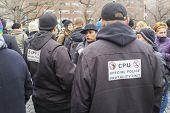 Cop Watch members