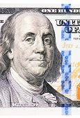 The Face Franklin The Dollar Bill