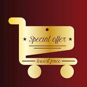 Special Offer sales label