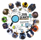 Diversity People Opportunity Job Search Hiring Concept