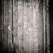 grunge wood plank background
